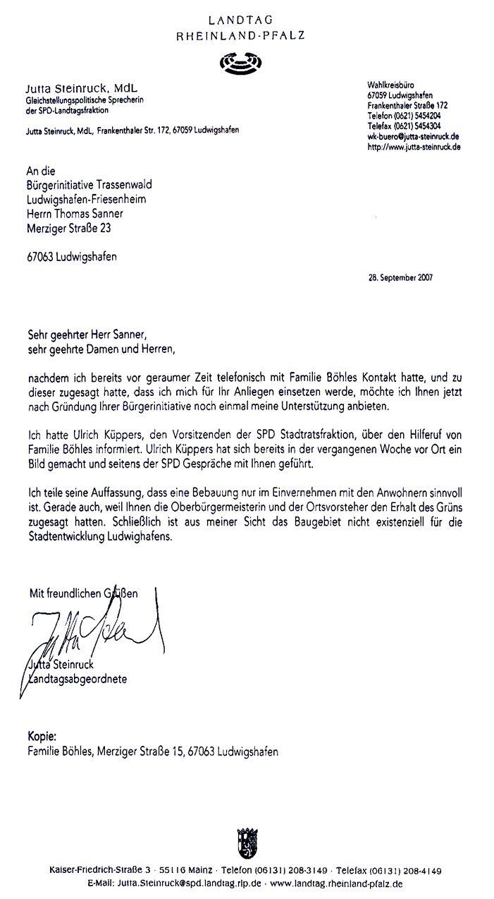 Briefe Unterschreiben Im Auftrag Jörg Reinholz Schlosser Hotel